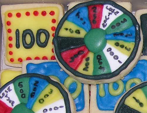 Game Show Cookies Detail
