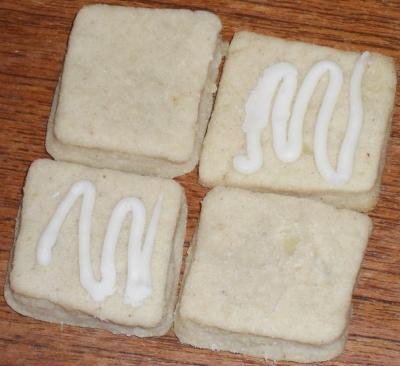 Parsnip Cookies