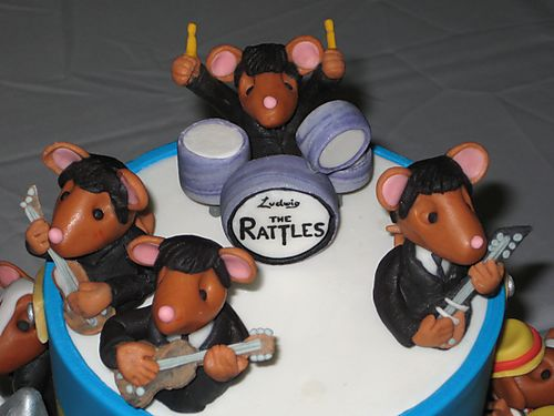 Sunday Sweets Rattles