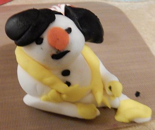 Peo's snowman