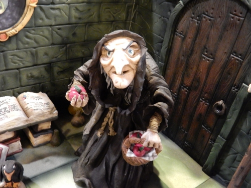 Snow White witch