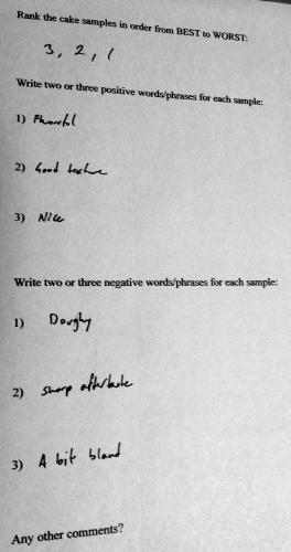 Corran's notes