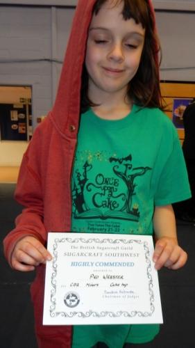 Peo's certificate