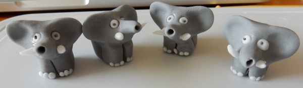 completed elephants