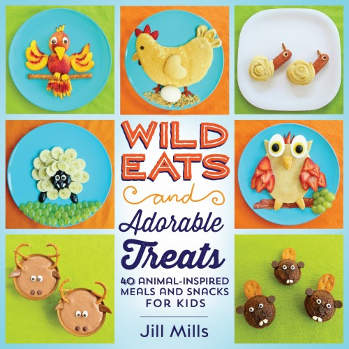 Wild Eats and Adorable Treats cover