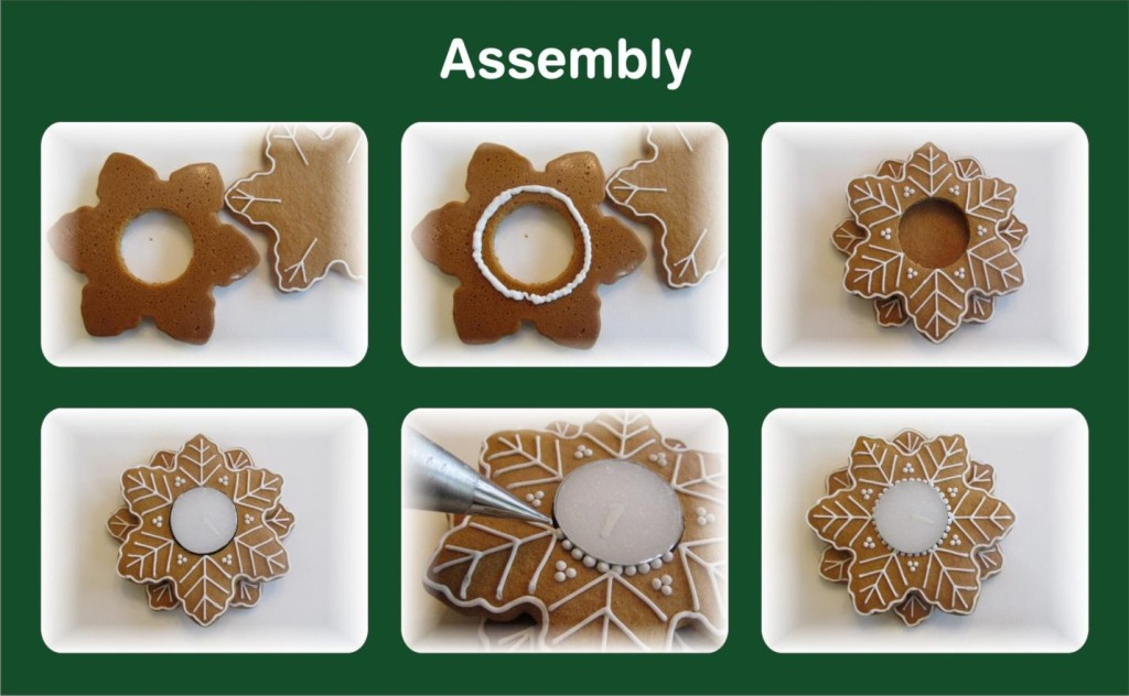 cookie assembly