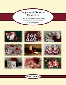 Christmas Gingerbread book cover