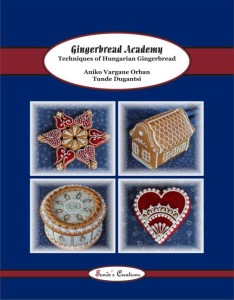 Gingerbread Academy book cover