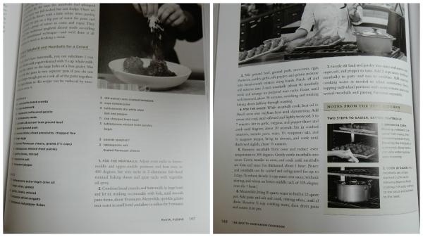 America's Test Kitchen sample