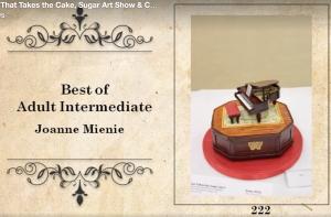 Best of Intermediate Joanne Miene