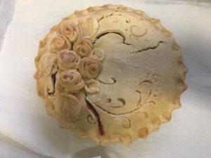 fancy pie