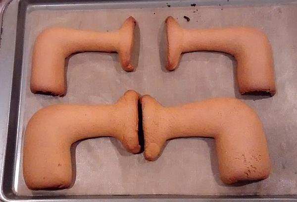 baking arms