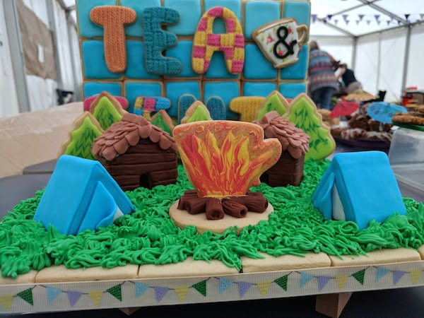 campfire cookie