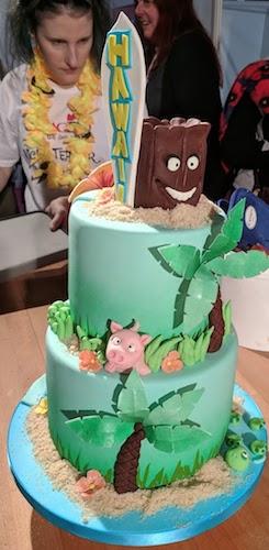 hawaii cake 2