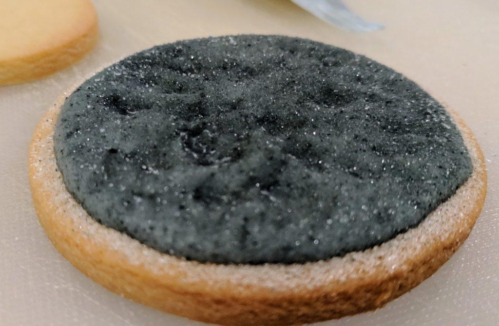 darker cookie