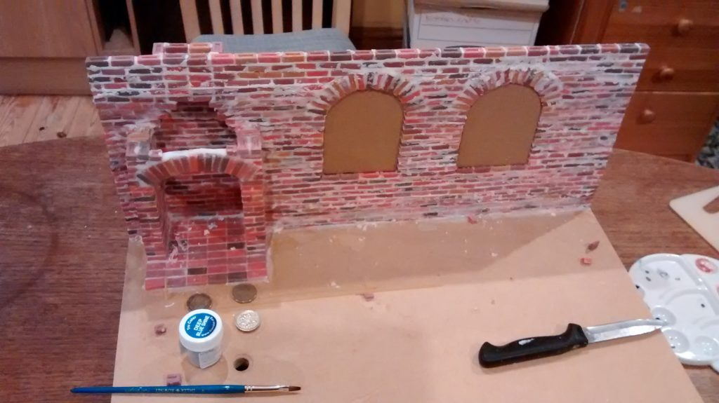 window arches done